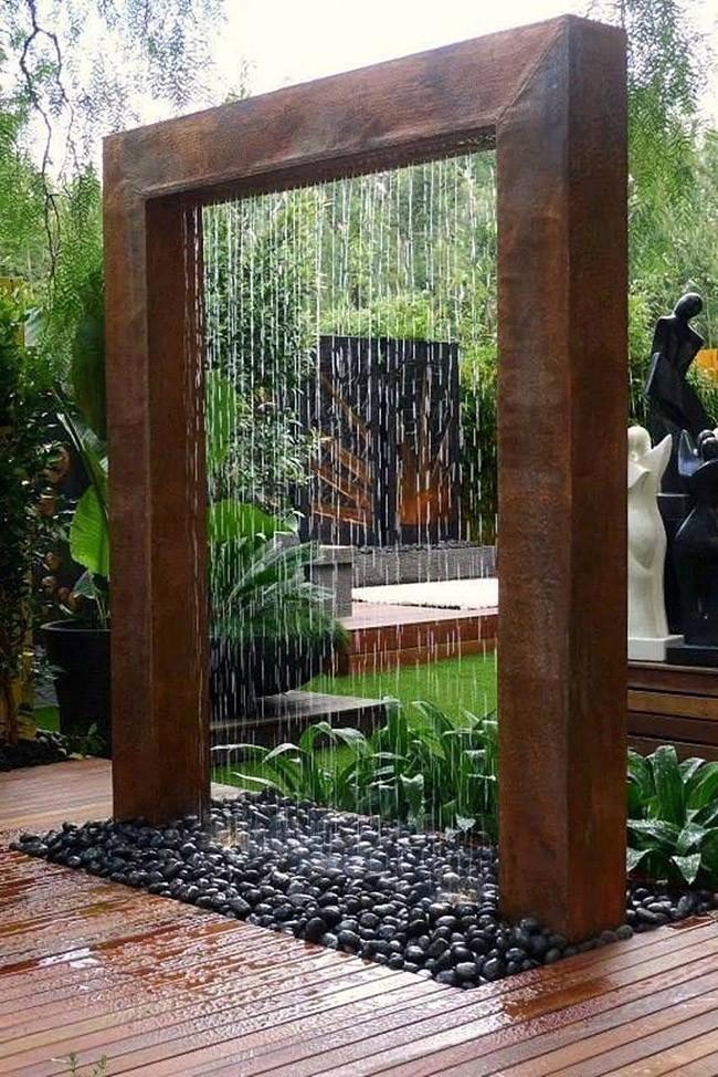 Тропический душ своими руками