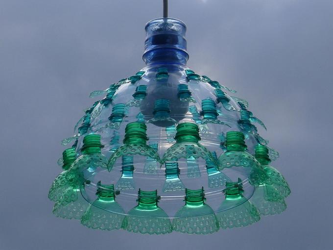 Поделки пластиковая бутылка