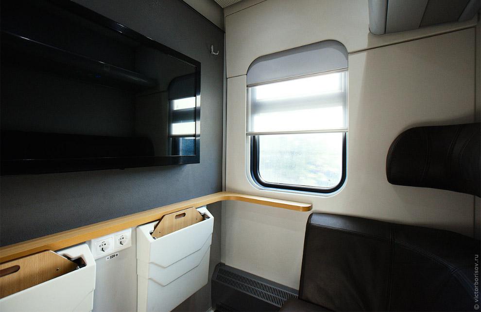 двухэтажный поезд воронеж москва фото