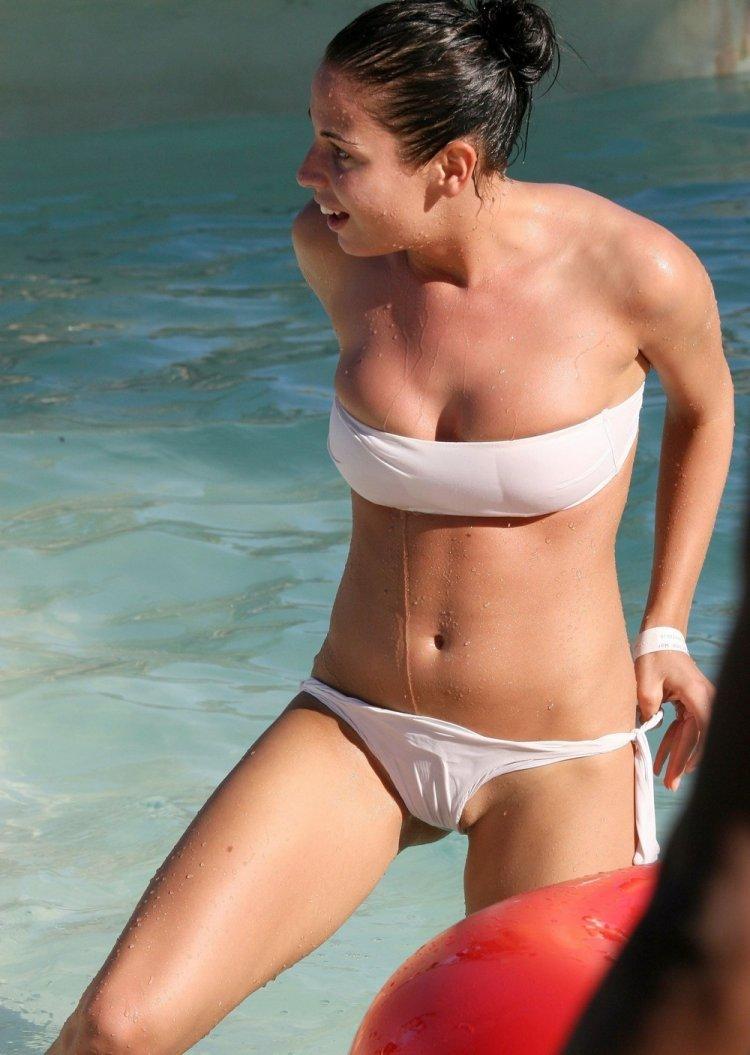 размышляю, прозрачный купальник случайное фото большинство нашем мире