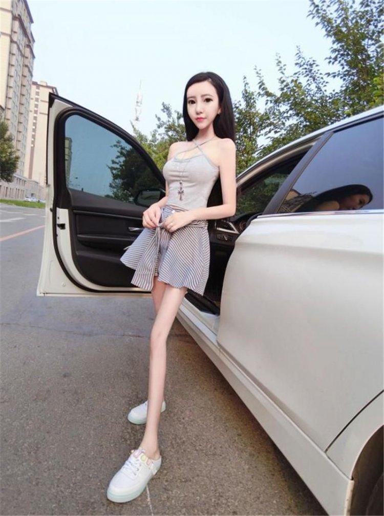 Худые Ножки Китоянок Фото