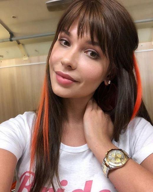 Мария Лиман - самая красивая российская болельщица (10 фото)