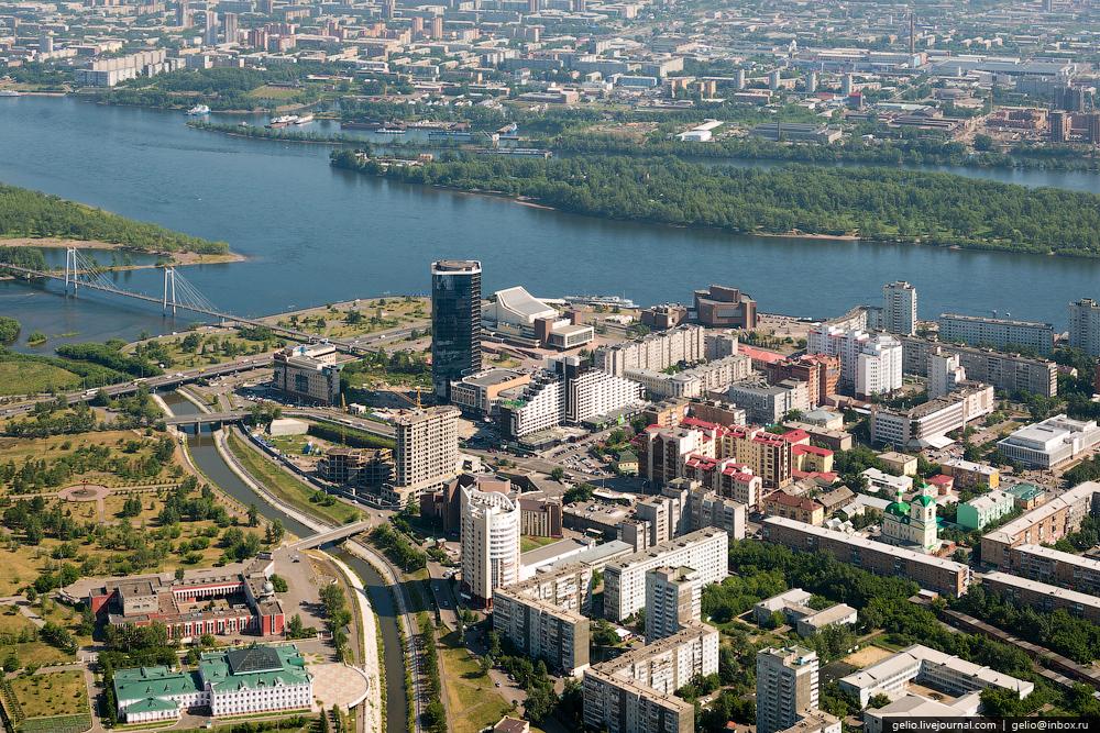 востоке считается красноярск с высоты фото радиотехнический колледж осуществляет
